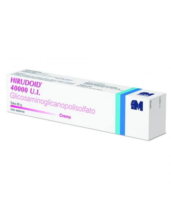 Hirudoid 40000 U.I. Crema Dermtologica 50g - Farmafamily.it