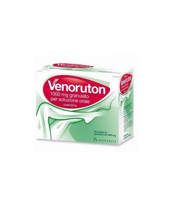 Novartis Venoruton 30 Bustine 1g - Farmaci.me