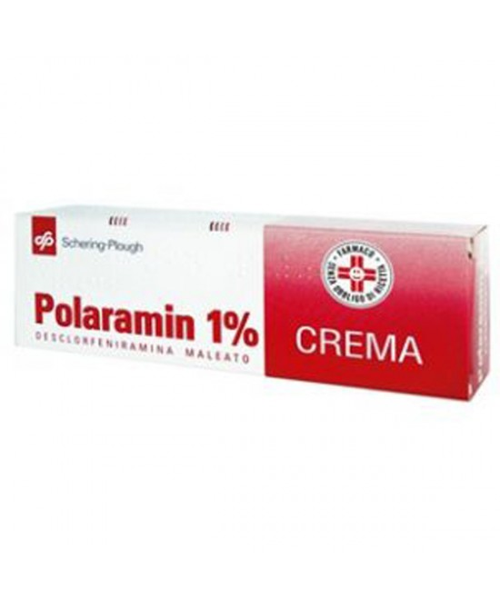 Polaramin 1% Crema Dermatologica 25g - Farmastar.it