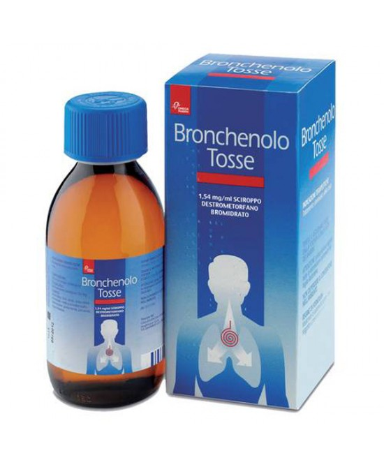 Gsk Bronchenolo Tosse Sciroppo Flacone 150ml - Farmia.it