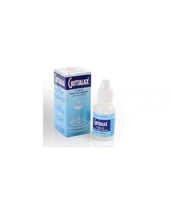 Guttalax Gocce Orali 15ml 7,5mg/ml - Farmia.it