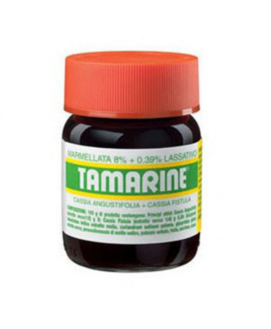 Wyeth Tamarine 8%+0,39% Trattamento Stitichezza Occasionale Gusto Marmellata Confezione 260g - latuafarmaciaonline.it