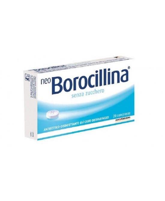 NeoBorocillina 1,2 mg/20 mg  Senza Zucchero 20 Pastiglie - Zfarmacia
