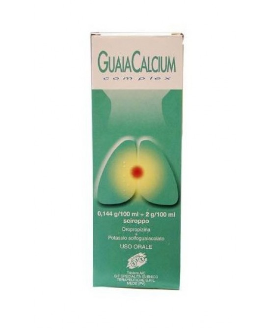 Sit Guaiacalcium Complex Sciroppo 200ml - Farmafamily.it