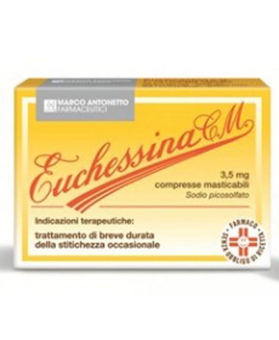 Euchessina C.M. Stitichezza Occasionale 18 Compresse Masticabili offerta