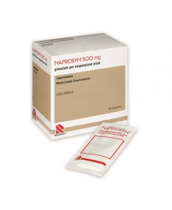 Naprosyn 250 mg Naprossene 30 Bustine offerta