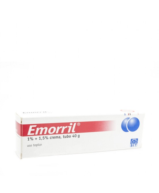Emorril 1%+1,5% Crema 40g - Farmaunclick.it