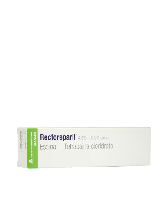 Rectoreparil Pomata Rettale 40g - Farmastop