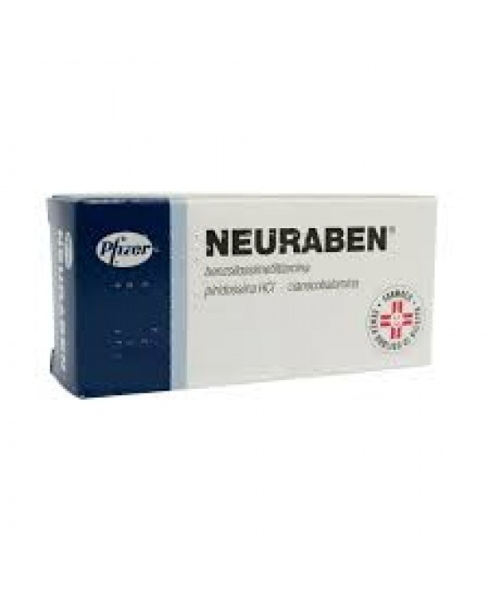Neuraben 100mg 30 Capsule - Farmajoy