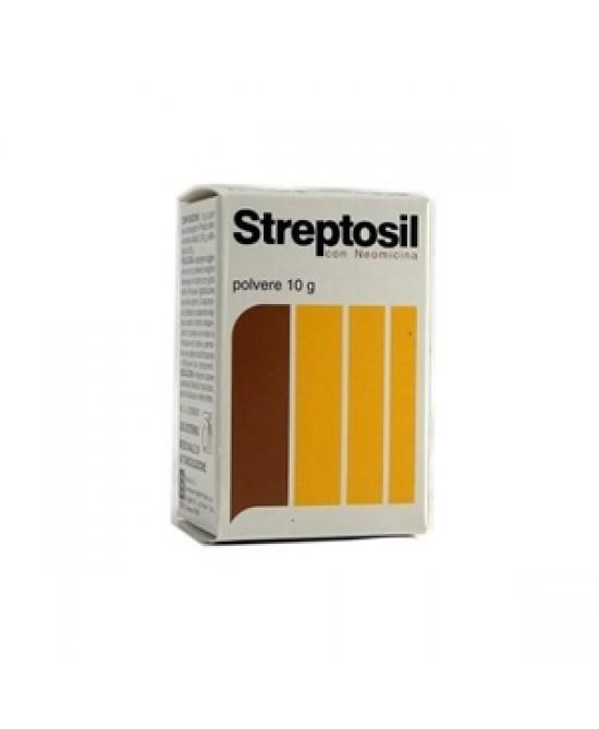 Streptosil Neomicina Polvere Da 10g - Zfarmacia