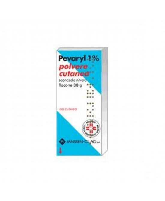 Pevaryl 1% Econazolo nitrato Polvere Cutanea 30g offerta