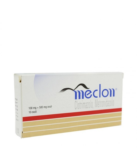 Meclon 100+500mg 10 Ovuli Vaginali - FARMAPRIME