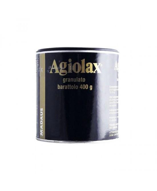 Agiolax Os Granulato Trattamento di Breve Durata della Stitichezza Occasionale Barattolo 400 g - Farmalilla