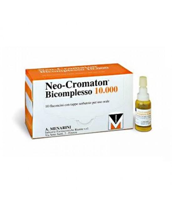 Neocromaton Bicomplesso 10000 Sospensione Orale 10 Flaconcini offerta