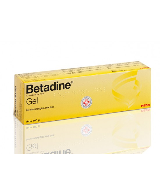 Meda Betadine Gel 100g 10% - Farmapage.it