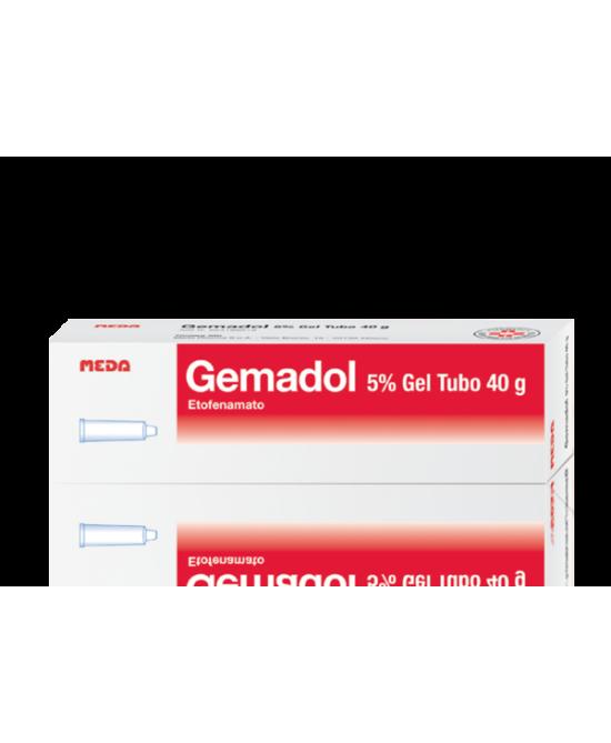 Meda Gemadol Gel 40g 5% - Farmawing