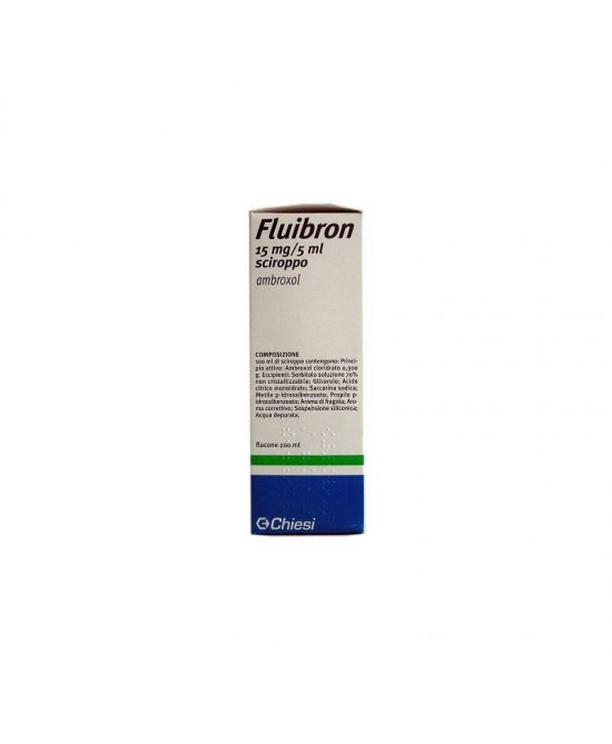 Fluibron Sciroppo 200ml 15mg/5ml - Farmastar.it