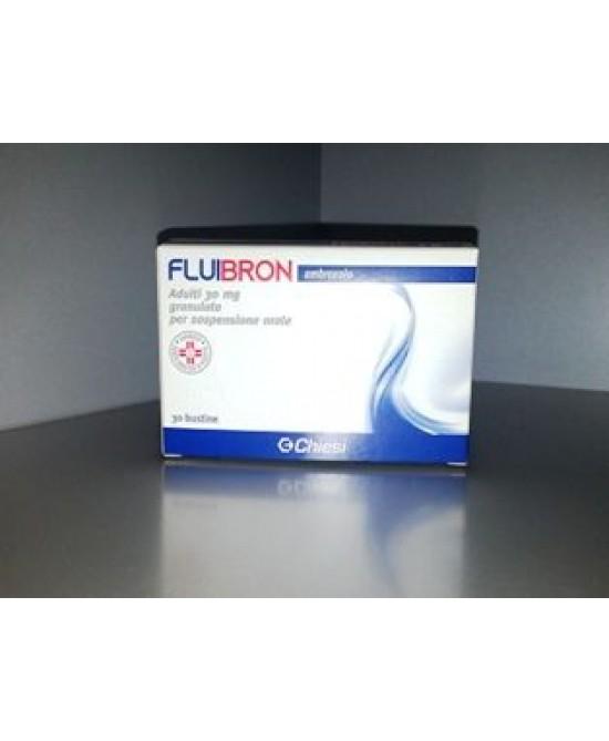Fluibron Adulti 30mg Granulato Per Sospensione Orale 30 Bustine offerta