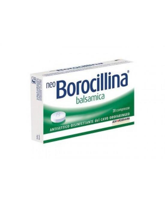 NeoBorocillina Balsamica 20 Pastiglie - SUBITOINFARMA