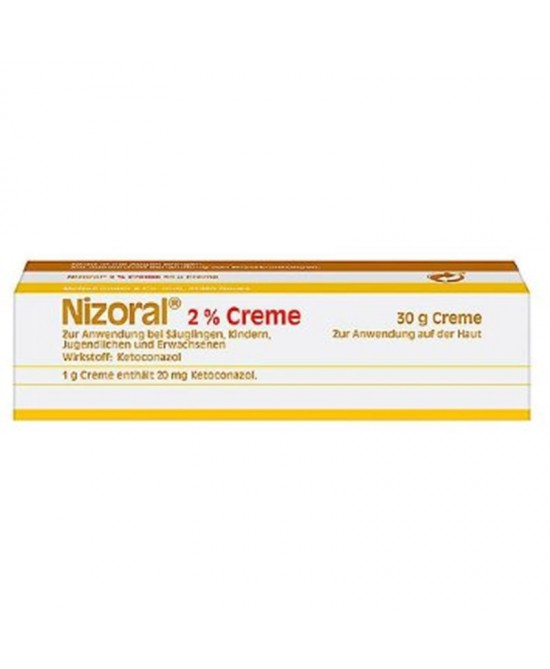 Nizoral 2% Crema Dermatologica 30g - Farmafamily.it