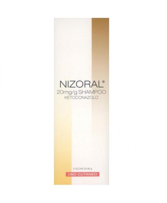 Nizoral 20mg/g Shampoo  80g - Zfarmacia