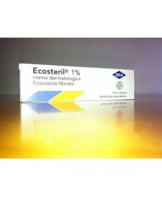 Ibsa Ecosteril Crema Dermatologica 1% 30g offerta