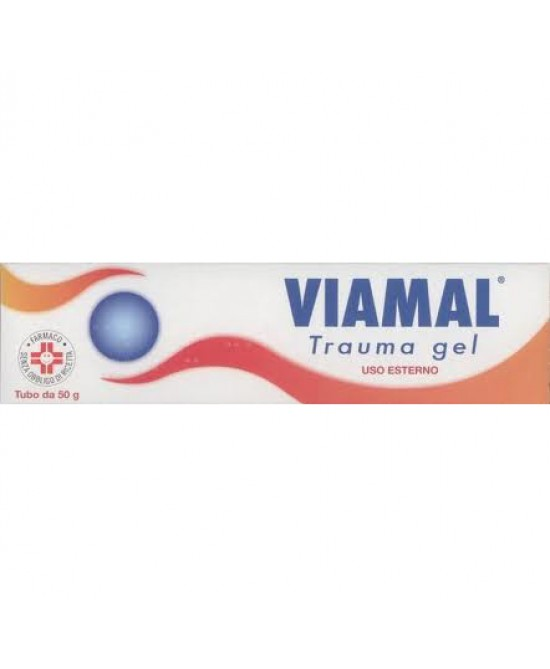 Viamal Trauma Gel Tubo 50g - Farmastar.it