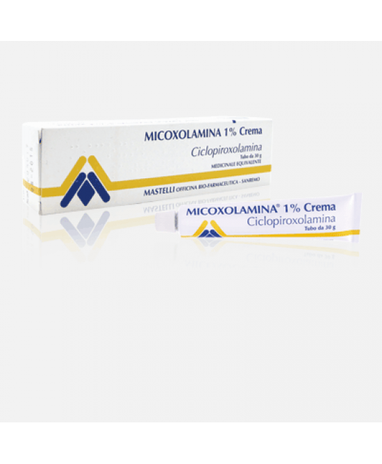 Micoxolamina Crema Dermatologica Antimicotica 1% Ciclopiroxolamina 30g offerta