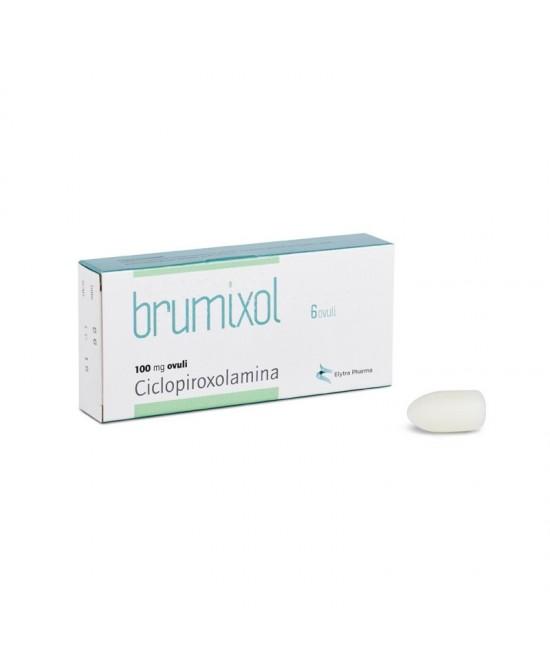 Brumixol 100mg 6 Ovuli Vaginali