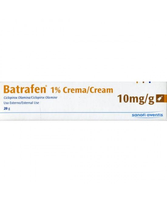 BATRAFEN*CREMA 30G 1% - DrStebe
