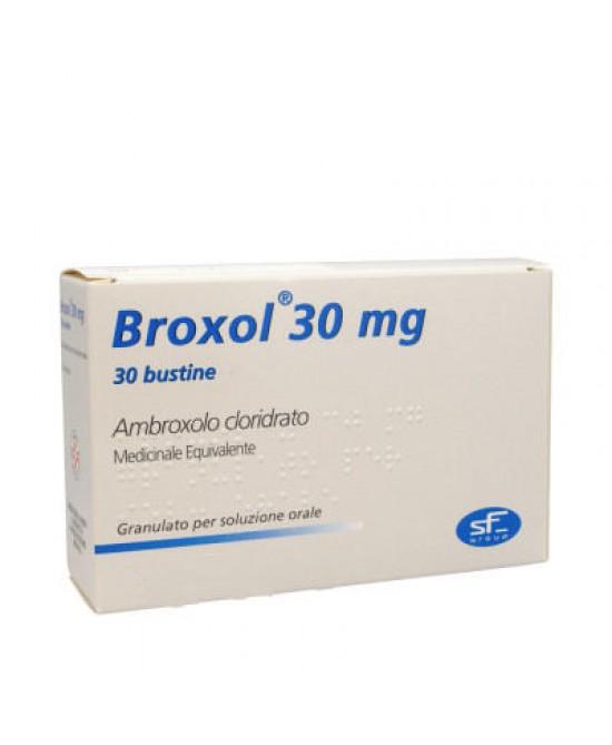 BROXOL*AD OS 30BUST 30MG - Nowfarma.it