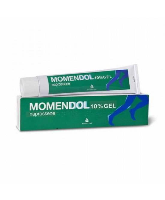 Momendol 10% Gel Analgesico-Antinfiammatorio 50g - Farmacia 33