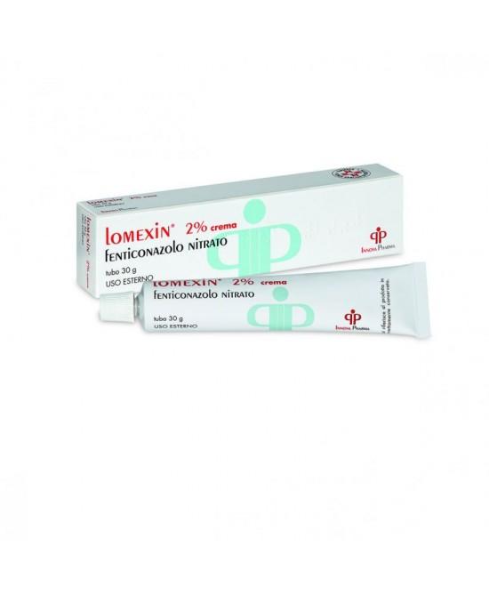 Lomexin 2% Crema Dermatologica 30g - Zfarmacia