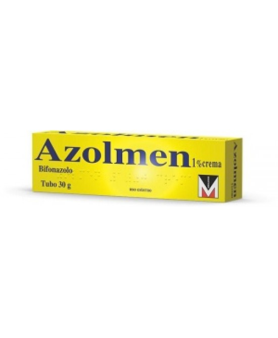 Azolmen Bifonazolo 1% Crema 30g - Farmafamily.it