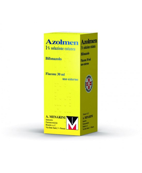 Azolmen Bifonazolo 1% Lozione Cutanea  30ml - FARMAPRIME