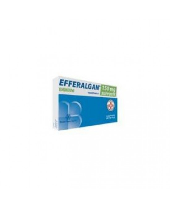 Efferalgan Bambini 10 Supposte 150mg - FARMAEMPORIO