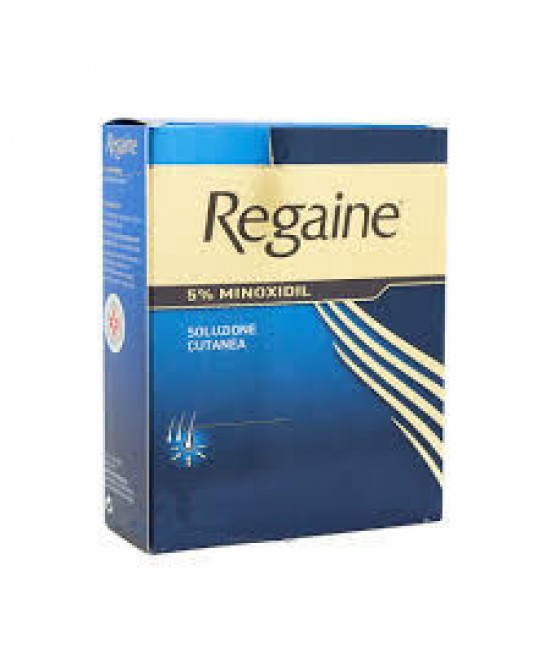 REGAINE*SOLUZ 60ML 5% - Farmaunclick.it
