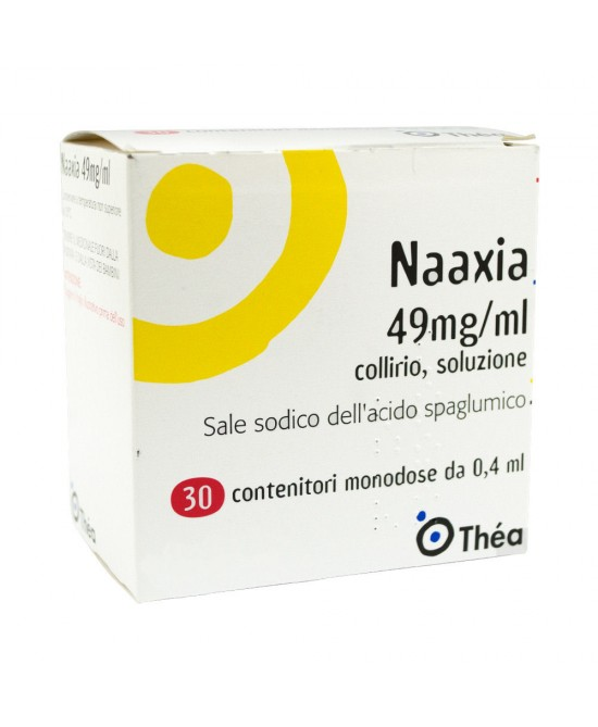 Naaxia 4,9%  30 Monodose 0,4ml - Farmafamily.it