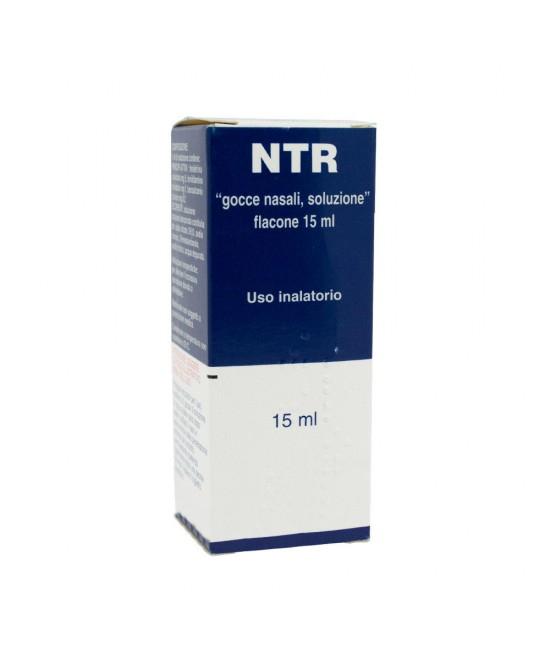 NTR GTT NASALI 15ML prezzi bassi