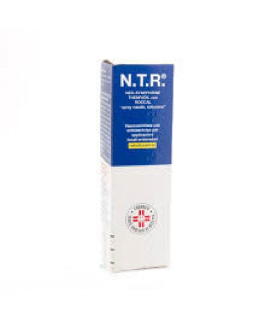 NTR Spray Nasale 15ml - Zfarmacia