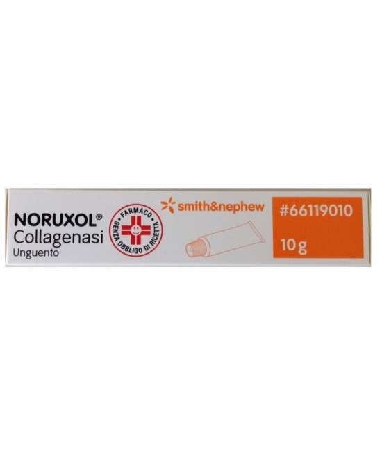 Noruxol Unguento Dermatologico 30g - Spacefarma.it