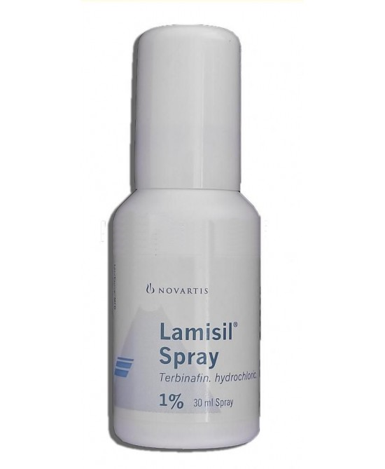 Lamisil 1% Spray Cutaneo Flacone 30ml - Farmaci.me