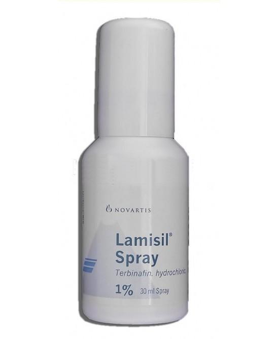 Lamisil 1% Spray Cutaneo Flacone 30ml - Farmia.it