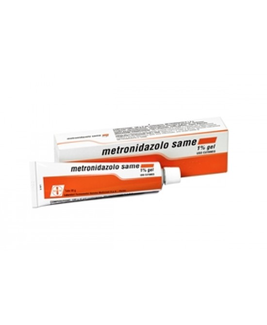 Metronidazolo Same 1% Gel 30g - Farmaunclick.it