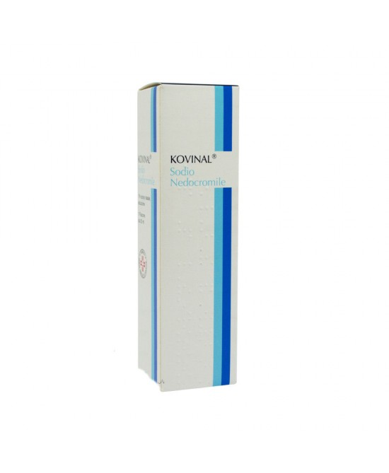 Kovinal 1% Soluzione Nasale 30ml - Zfarmacia