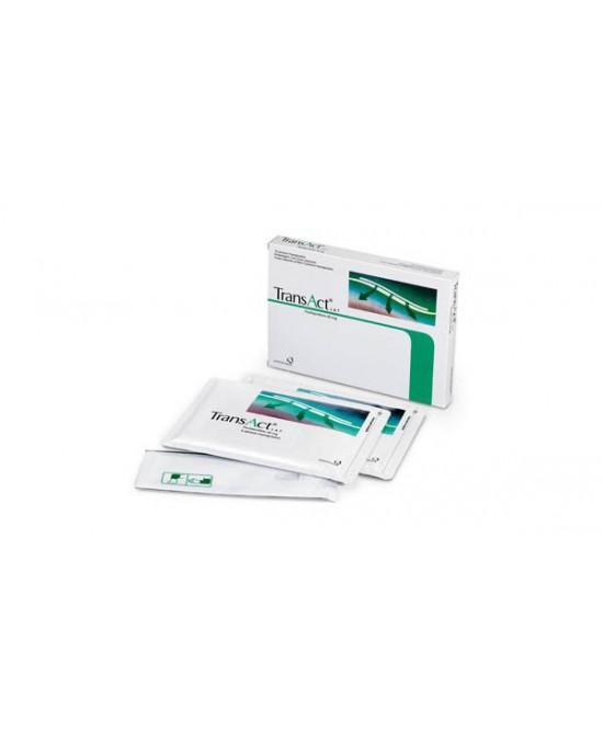 Transact Lat Trattamento Dolore Apparato Muscolare 10 Cerotti Medicati 40mg - Farmapc.it