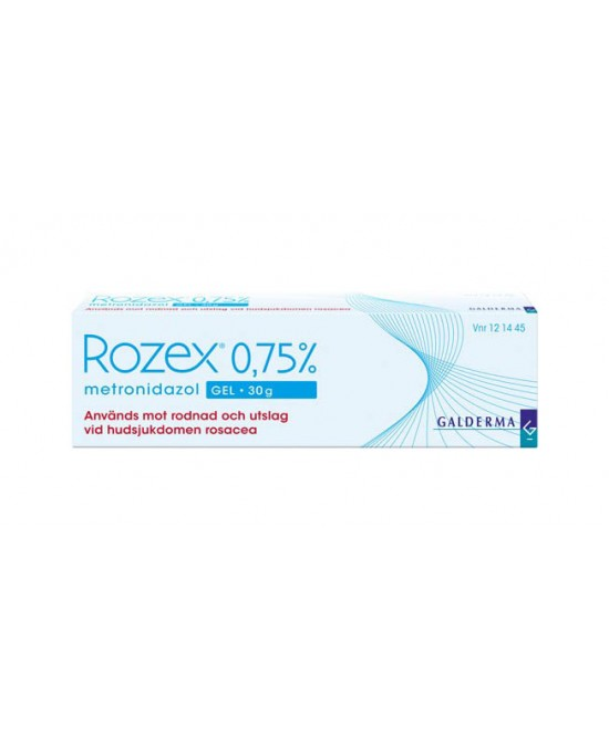 Galderma Rozex Gel 0,75% Per Ridurre Rosacea 30g - Spacefarma.it