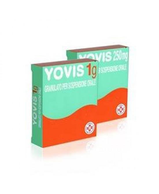Sigmatau Yovis 1g Granulato Per Sospensione Orale 10 Bustine - Parafarmacia la Fattoria della Salute S.n.c. di Delfini Dott.ssa Giulia e Marra Dott.ssa Michela