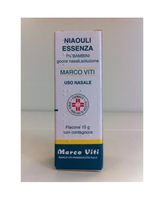 Niaouli Essenza Marco Viti 1% Gocce 10g