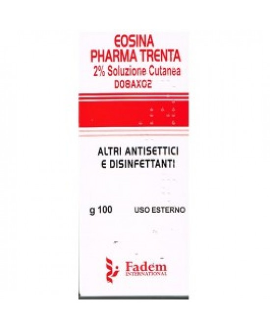 EOSINA PHARMA TRENTA*2% 100G - FarmaHub.it